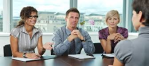 entrevue de sélection embauche