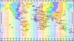 Carte des pays du monde