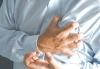 douleur infarctus du myocarde