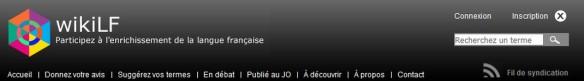 wikiLF wiki de la langue française
