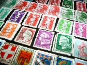 timbres français