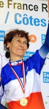Jeannie Longo gagne à 50 ans