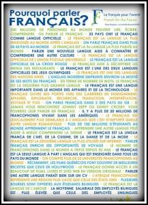 Parler le français