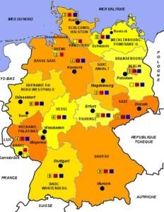 Centres de compétences allemands