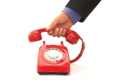 Téléphoner à un référent