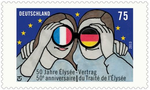50 ans du traité de l'Elysée
