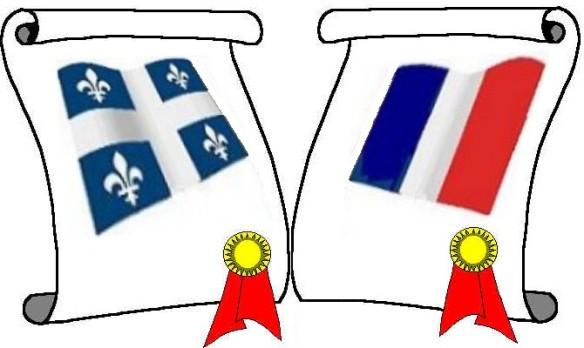 équivalence diplômes au Québec et en France