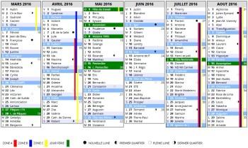 calendrier scolaire noumea 2018