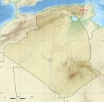 Batna en Algérie