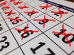 calendrier coché