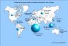 répartition des malades du sida dans le monde