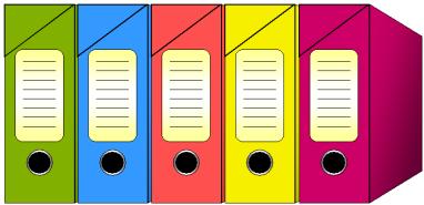 des couleurs pour s'organiser