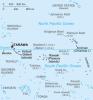 l'archipel des Kiribati