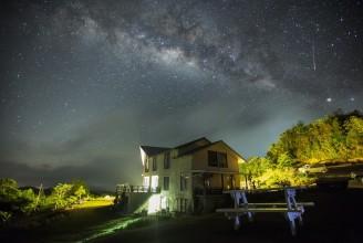maison étoiles