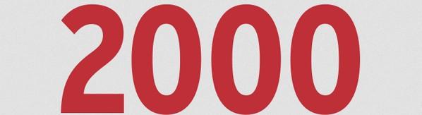 deux milles 2000