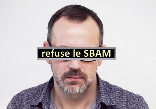 commercial refuse d'appliquer le SBAM