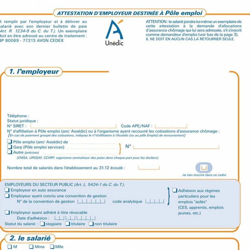 Rupture Du Contrat De Travail Les Documents Officiels Blog De