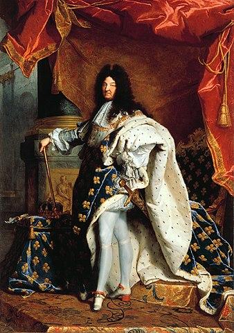 arrogance : Louis XIV de France
