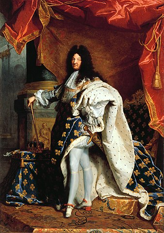 arrogance : Louis XIV de France
