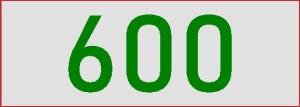 600 vert