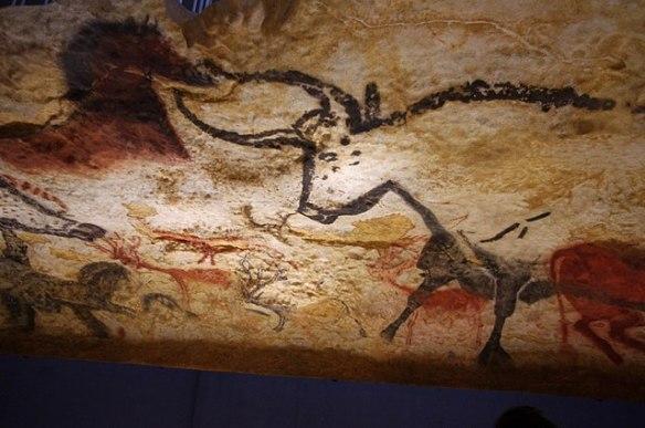peinture rupestre Lascaux IV