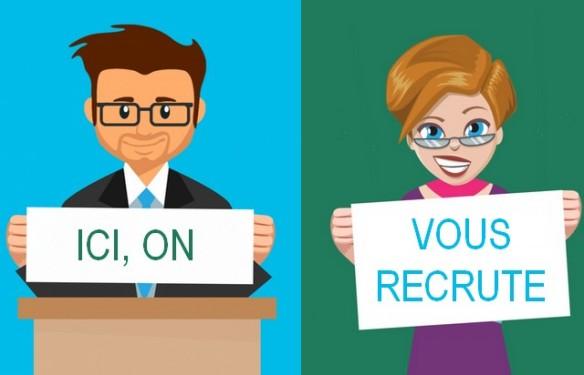 ici on vous recrute sites d'offres d'emploi