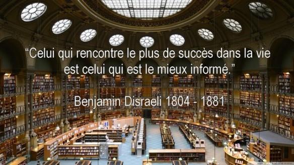 information base du succes dans la vie